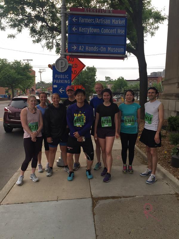 Dexter Ann Arbor Run 2018