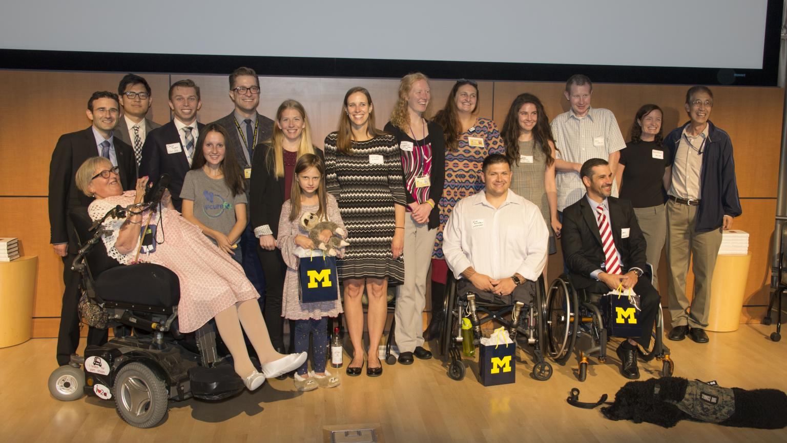 University of Michigan Hosts First Unifying FOP and Traumatic HO Symposium